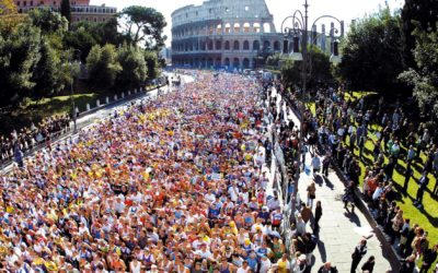 Rome International Marathon 2019