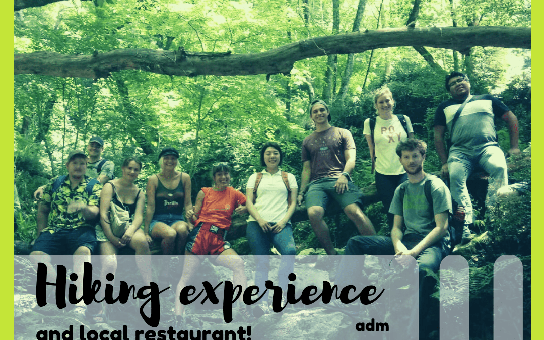 Wiki Hostel HIKING experience